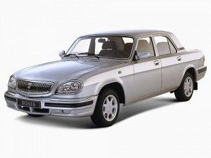 Ковры салонные ГАЗ 31105 (3102) (рестайлинг) (Волга)  (2003 - 2009)