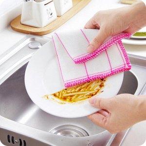Тряпка для мытья посуды