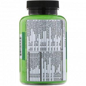 NATURELO, Мультивитамины для женщин, которые нужно принимать один раз в день, 120 вегетарианских капсул