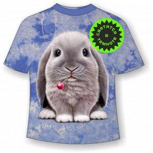 Подростковая футболка Кролик MM 930