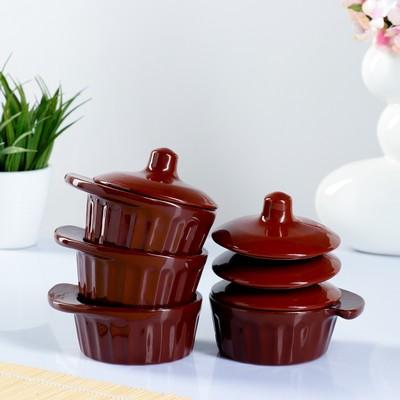 Много Глиняной Посуды  20. Полезно + Безопасно!  — Жаропрочная керамика - Кокотницы — Салатники и блюда
