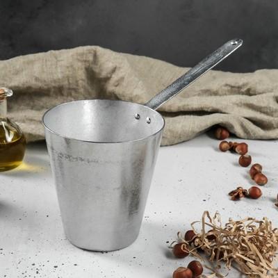 Много Глиняной Посуды  20. Полезно + Безопасно!  — Посуда из литого алюминия - Ковши — Кастрюли