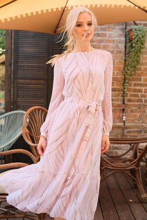 Платье Платье Pur Pur 01-661/11  Состав: ПЭ-100%; Сезон: Весна-Лето Рост: 170  Легкое и воздушное, платье, отрезное по линии талии.