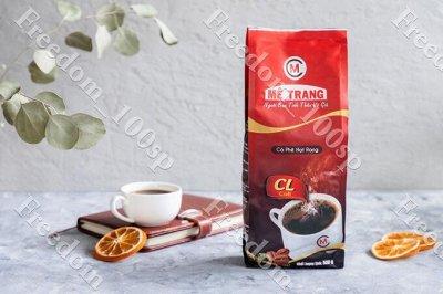 ☕Вкусный Вьетнам. Чай, кофе, манго и прочие вкусности! — Молотый. Вьетнам. — Молотый кофе