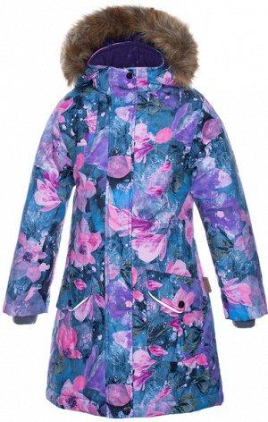 Шикарное зимнее пальто Хуппа, штаны в подарок