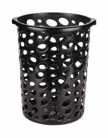 Корзина для мусора Сорренто 12л Чёрная М6440 БАШ