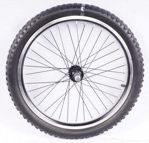 """Заднее колесо на велосипед RIDER 20""""JK-722-20"""