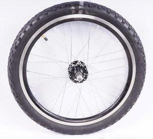 """Заднее колесо на велосипед Leo 20"""" 13В-102"""