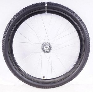 "Переднее колесо на велосипед Blackmount 24"" 7902"