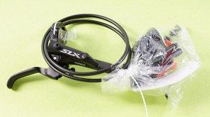 Передний гидравлический тормоз KM7000RF9NX075 BL-M7000?F?