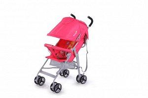 Коляска детская прогулочная B801-C (1/4) розовая