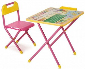 """Набор мебели """"Дэми"""" №1 (розовый) - """"Глобус"""""""