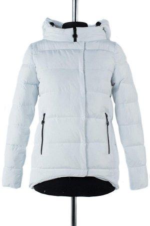04-1187 Куртка демисезонная (синтепух 150) Плащевка белый