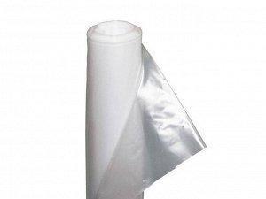 Плёнка П/Э Прозрачная 150мкм ш-1,5м (рукав) рулон 25м