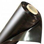Плёнка П/Э Чёрная 3м 150мкм (рулон 25метров)