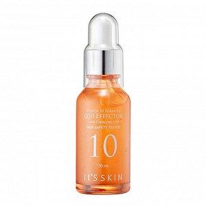 It's Skin Power 10 Formula Q10 Effector Концентрированная лифтинг сыворотка для лица с коэнзимом Q10