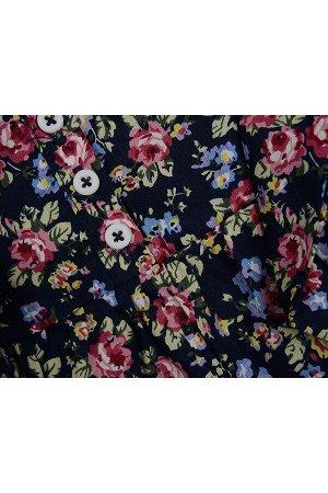 Кофточка UD 2266 темн.розы