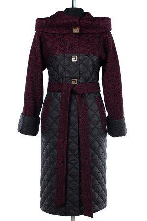 """Пальто женское демисезонное """"Amalgama""""(пояс)"""