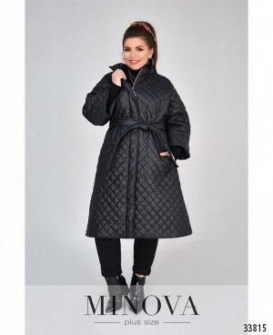 Куртка №1852-1-черный