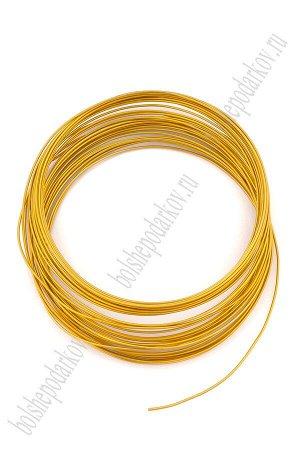 Проволока 1 мм*10 м (SF-904) золото