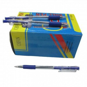 """Ручка шариковая автоматическая """"CHIFON"""", синяя CF106A, 106A"""