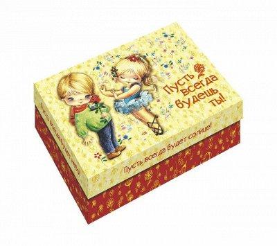 Бюджетная канцелярия для всех — Весенняя упаковка — Подарочная упаковка