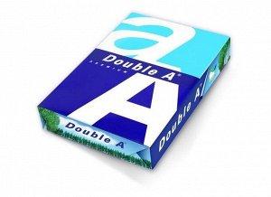 """Бумага A4 """"А"""" класс DOUBLE A, 80г/м2, 500л., белизна 172%"""
