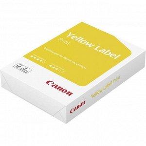 "Бумага A4 ""С"" класс CANON Yellow Label Print 80г/м2, 500л., 146%"
