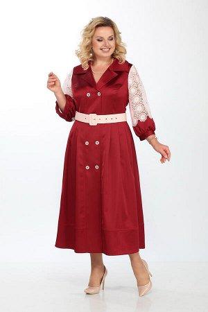 Платье Lady Secret 3595 красный