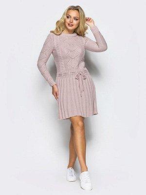 Платье вязаное 66320/1