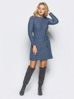 Платье вязаное 66320