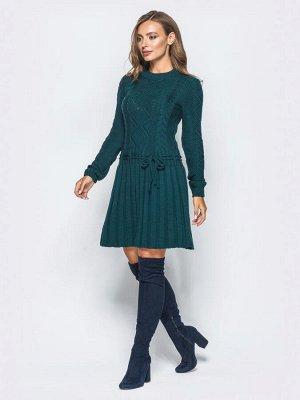 Платье вязаное 66320/2