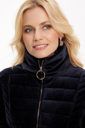 Куртка  жен. Vetta темно-голубой