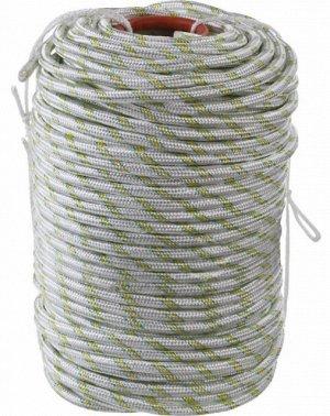 Фал плетёный капроновый СИБИН 24-прядный с капроновым сердечником