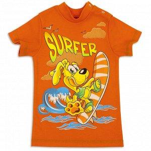 Кофта ясельная для мальчика Surfer