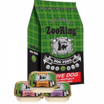 ✔Корма премиум класса д/кошек и собак + Витамины.✔Новинки!  —  Zooring.Корм для собак и щенков — Корма