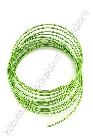 Проволока 2 мм*3 м (SF-906) травяной