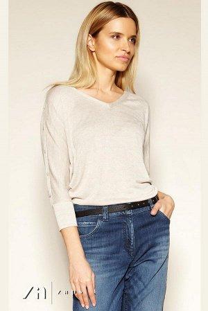 Красивая блузка с люрексом Zaps DIALLA 020