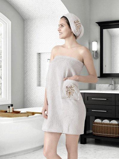 🌟Твой идеальный Look💫 Комфорт дома +Сауна,халаты,полотенца — Для сауны и бани - для неё) — Все для бани и сауны
