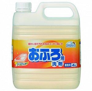 Чистящее средство для ванной комнаты (с ароматом цитрусовых, для флаконов с распылителем ) 4 л
