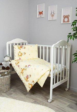 """Комплект постельного белья """"Жирафик"""" Ясли"""