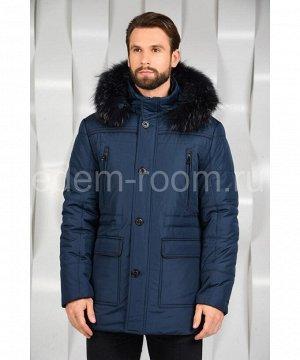 Синяя мужская курткаАртикул: C-1609-S