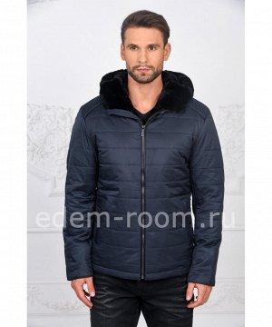 Зимняя куртка с меховым капюшономАртикул: C-1627-SN