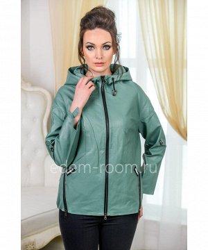 Куртка из экокожи для весены 2019Артикул: I-851-2-65-MT