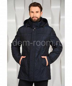 Мужская зимняя куртка с капюшономАртикул: C-1612-S