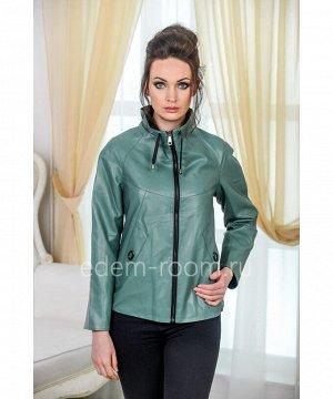 Женская куртка из экокожиАртикул: I-8908-65-MT