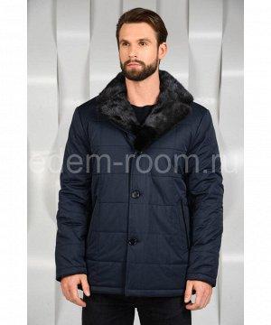 Куртка с норковым воротникомАртикул: C-7369-S