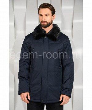 Зимняя куртка с меховым воротникомАртикул: C-9803-S