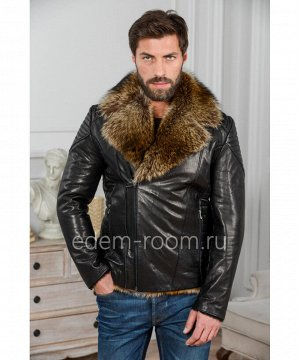Модная куртка - дубленка - Зима 2020Артикул: VR-2041-EN