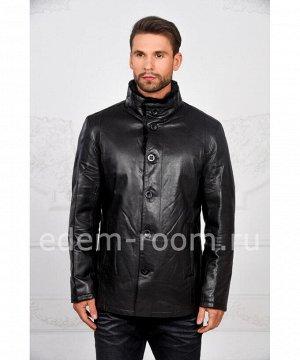Классическая куртка дубленка из овчиныАртикул: W-3029-1-CH